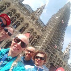 07. April 2019: Vienna City Marathon