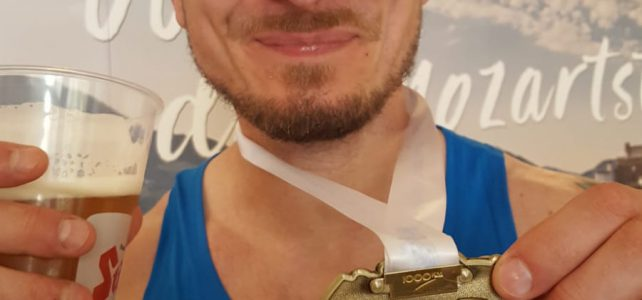 Salzburg Marathon 2019: Franz S. wieder unter 3h