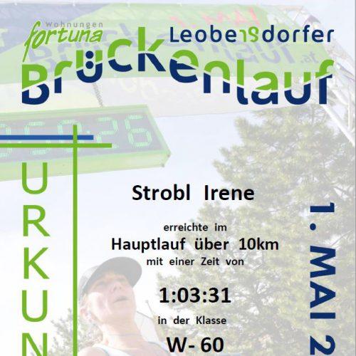 Urkunde Irene