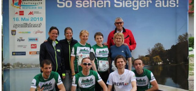 Challenge2B 2019 am Neufelder See