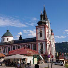 MTB-Wahlfahrt nach Mariazell