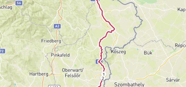 MTB-Fahrt zum Uhudlersturmfest nach Eltendorf