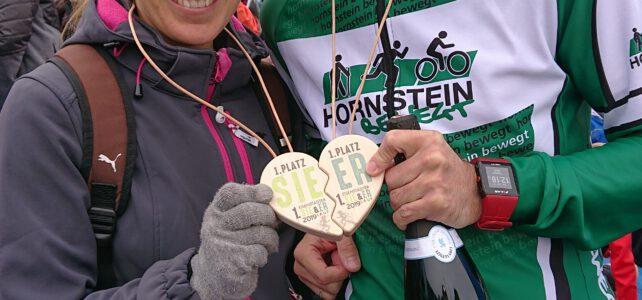 1. Platz beim Sie & Er Lauf in Eisenstadt