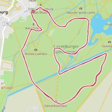 3. Schlossparklauf in Laxenburg