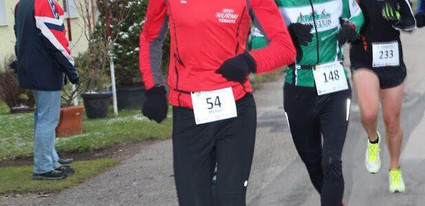Silvesterlauf in Zillingdorf am 28.12.2019