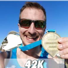 Valencia Marathon 2019: Franz S. knackt persönliche Bestmarke!!