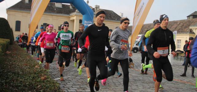 Hornstein-bewegt erneut am Podest beim 3. Laxenburger Schlossparklauf