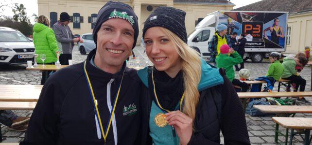 4. Laxenburger Schlossparklauf 2019/2020 – Kerstin gewinnt W30