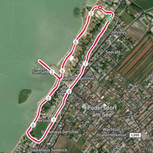 Strecke