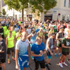 05.09.2021: Badener Stadtlauf (5km, 10km, HM)
